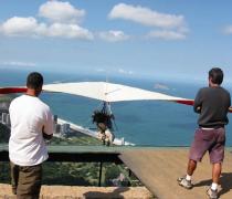 para gliding